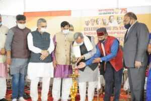 नहीं भुलाया जा सकता वीर सावरकर, भगत सिंह, नेताजी का योगदानः मुख्यमंत्री