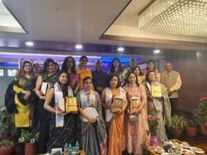अखिल भारतीय मारवाड़ी महिला सम्मेलन में 25 महिलाओं को वूमेन प्राइड अवार्ड