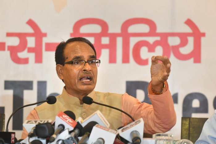 कोरोना से मृत पत्रकारों को मध्य प्रदेश सरकार देगी पांच लाख रूपये: मुख्यमंत्री शिवराज