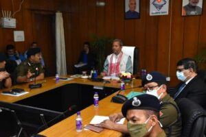 बेहतर कानून व्यवस्था की जिम्मेदारी सरकार की : मुख्यमंत्री तीरथ सिंह रावत