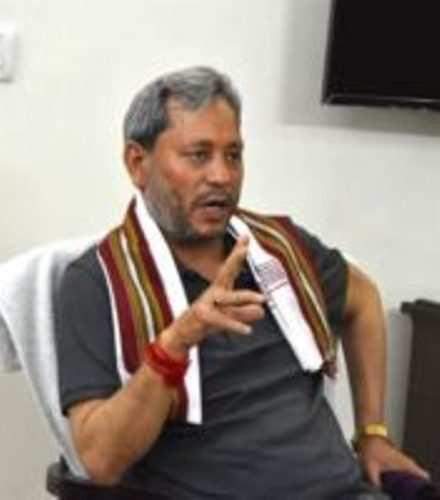 मुख्यमंत्री ने दिये रिक्त पदों पर शीघ्र भर्ती के निर्देश