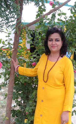 सजी अयोध्या = डॉ रश्मि दुबे