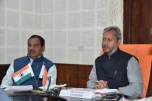 कौशल विकास को वोकल फॉर लोकल से जोड़ने की जरूरत : मुख्यमंत्री