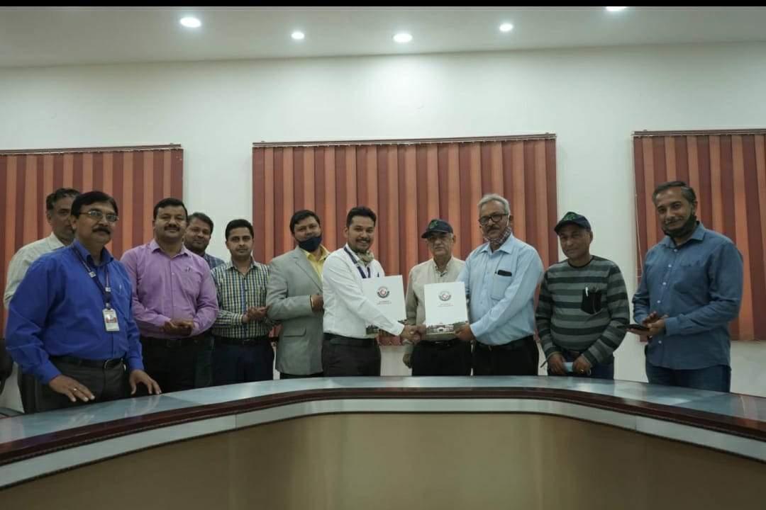 इकोग्रुप देहरादून ने ग्राफिक एरा विश्वविद्यालय के साथ मिल पर्यावरण संरक्षण का संकल्प लिया